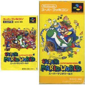 Super Mario World sur Super NES