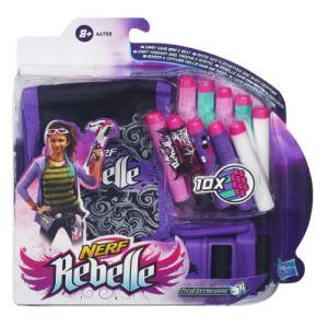 Hasbro Fléchettes Diva Nerf Rebelle