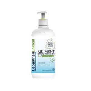Bayer Bepanthen Liniment Dermo protecteur 2 en 1 nettoie