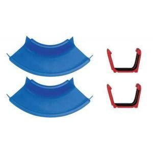 Aquaplay AQ102 - Set de 2 canaux courbes
