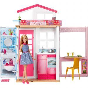 Mattel Barbie et sa maison