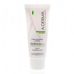 A-Derma Hydralba - Crème hydratante légère