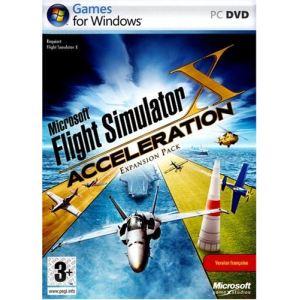 Flight Simulator X Acceleration - Add-on pour Flight Simulator X [PC]