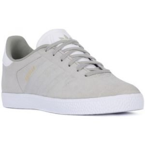Adidas Gazelle J, Chaussures de Fitness Mixte Adulte, Multicolore (Sesamo/Sesamo/Ftwbla 000), 38 2/3 EU