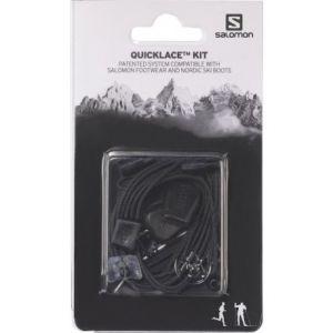 Salomon Quicklace Kit coloris black