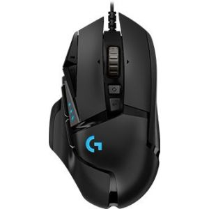 Logitech Souris gamer G502 Hero High Performance