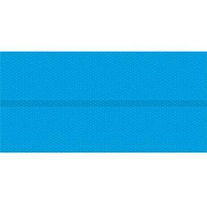 TecTake Bâche à bulles pour Piscine rectangulaire de protection extérieure en Plastique 5,49 m x 2,74 m Bleu