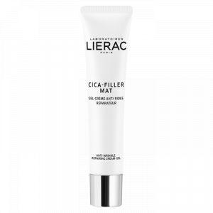 Lierac Cica-Filler Mat - Gel-crème Anti-rides réparateur - 40 ml