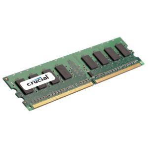 Crucial CT51272AB667 - Barrette mémoire 4 Go DDR2 667 MHz 240 broches
