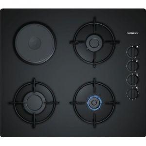 Siemens EO6B6YB10 - Table de cuisson mixte (gaz et électrique) 4 foyers