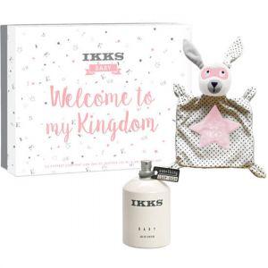 IKKS Baby - Coffret eau de senteur et doudou