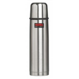 Thermos 183669 Light & Compact Bouteille Isotherme 0,75 L Acier Inoxydable