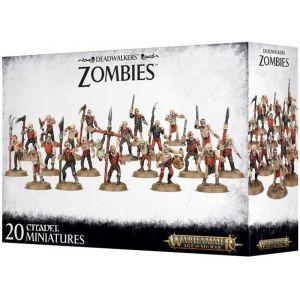 Games Workshop Warhammer Aos - Comtes Vampires Deadwalker Zombies