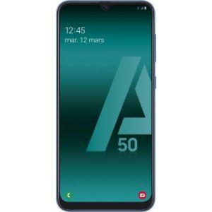 Samsung Smartphone Galaxy A50 Bleu