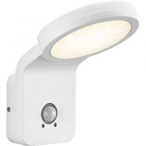 Nordlux Applique murale LED extérieure avec détecteur de mouvements Marina 46831001 LED intégrée blanc