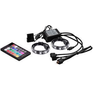 Deep cool RGB 350 - Bande flexible magnétique à LEDs pour modding/tuning PC