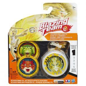 Hasbro Blazing Team Yo-Yo Attaque effets sonores Dragon