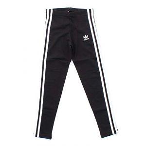 Adidas Collant 3 bandes Originals Noir - Taille 14-15 Ans