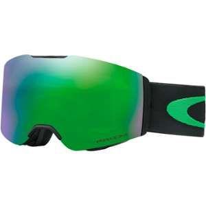 Oakley Fall Line Masque de Ski Mixte Adulte, Canteen Jade/Prizm Snow Jade Iridium