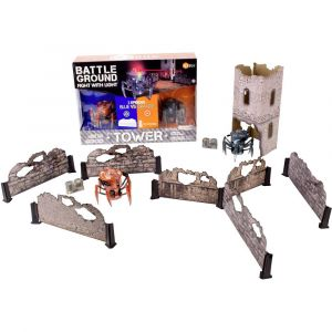 Hexbug Battle Ground Tower Robot électronique, 409-5123, Multicolore