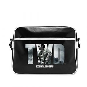 """Abystyle The Walking Dead - Sac Besace Rick Saison 6"""" - Vinyle"""
