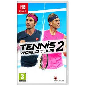 Jeu Switch TENNIS WORLD TOUR 2 [Switch]
