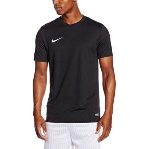 Nike Maillot à Manches Courtes Park VI XXL Noir (Noir/Blanc)