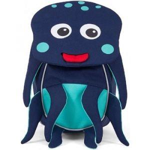 Affenzahn Sac à Dos avec Sangle de Poitrine pour garçons et Filles de 1 à 3 Ans en l'école Maternelle Le Petit Ami - Oliver Octopus