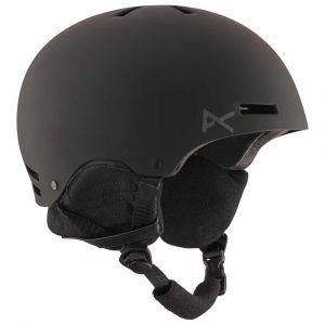 Anon Raider Casque de snowboard Homme, Noir, XL