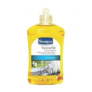 Starwax Gel concentré pour vaisselle (500 ml)