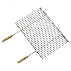 Barbecook 223.4090.055 - Grille professionnelle pour barbecue 90 x 40 cm