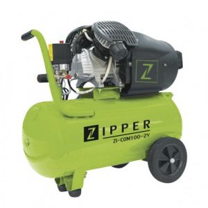Zipper Compresseur 97 litres électrique 2200 W ZI-COM100-2V -