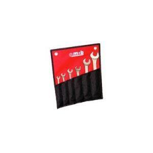 Mob 9501060001 - Trousse de 6 clés à fourche