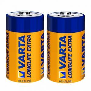 Varta Longlife 2x piles C (LR14) 1,5V