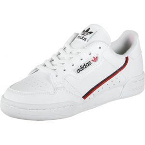 Adidas Continental 80 J W chaussures Femmes blanc Gr.38 2/3 EU