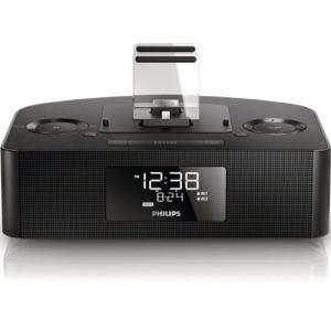 Philips AJ7260D/12 - Radio réveil avec station d'accueil iPod/iPad/iPhone