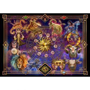 Bluebird Puzzle Puzzle Zodiac Montage