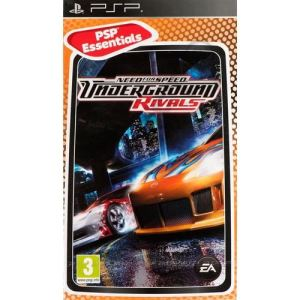 Need for Speed : Underground Rivals [PSP]