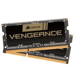 Corsair CMSX16GX3M2C1866C11 - Barrette mémoire Vengeance SO-DIMM 16 Go (2 x 8 Go) DDR3 1866 MHz CL11