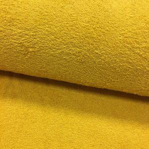 Craftine Tissu Eponge Moutarde