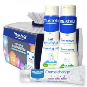 Mustela Coffret Fête des bébés spécial change
