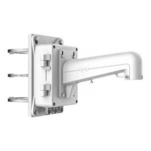 Hik vision DS-1602ZJ-BOX-POLE - Support de poteau pour caméra dôme