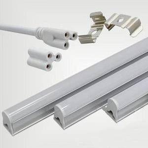 Silamp Réglette LED T5 20W 120cm - couleur eclairage : Blanc Neutre 4000K - 5500K