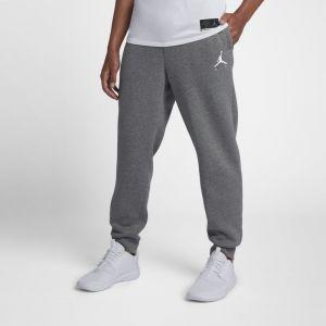 Nike Pantalon en tissu Fleece Jordan Jumpman Air Homme - Gris - Taille XS