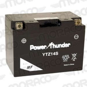 Power Thunder Batterie YTZ14S GEL