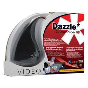 Dazzle DVD Recorder HD - Boîtier d'acquisition vidéo USB 2.0 (RCA,S-Vidéo)
