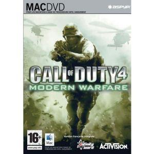 Call of Duty 4 : Modern Warfare [MAC]