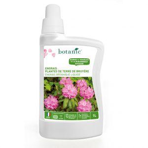 Botanic Engrais plantes de terre de bruyère liquide 1L