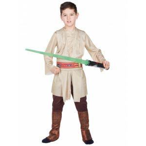 Rubie's Déguisement classique Jedi ObiWan Kenobi taille 7/8 ans