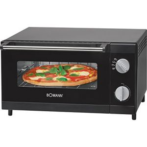 Bomann MPO 2246 CB - Four multi pizza Oven 12 L